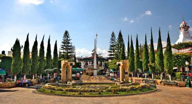 Mejoran imagen urbana de Ixtapan de la Sal