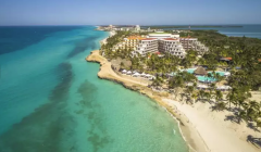 Nominan a seis hoteles Meliá Cuba a premio internacional