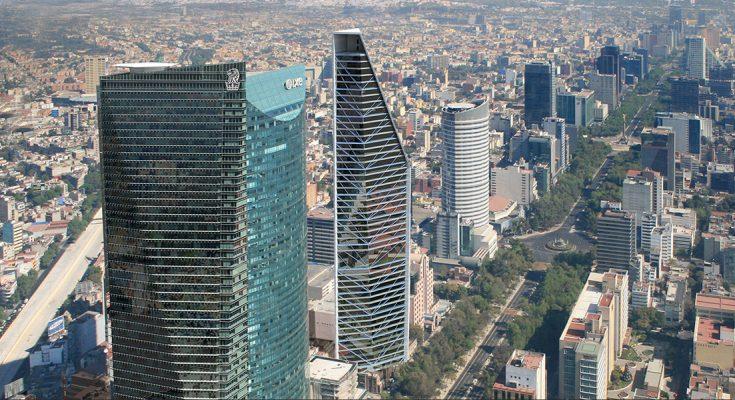 Mercado de oficinas en CDMX cierra 1T2020 con absorción de 9,532 m²