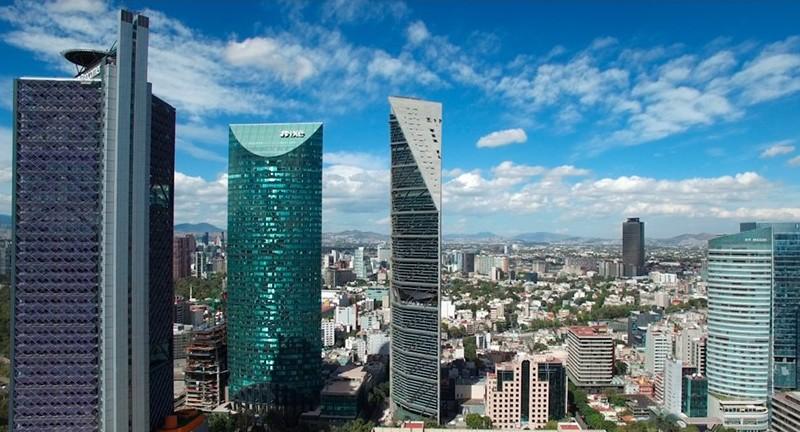 Mercado de oficinas en CDMX reporta absorción de 12,082 m²