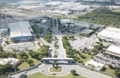 Mercado industrial de Monterrey reporta absorción positiva
