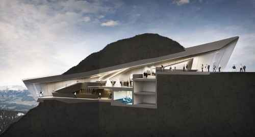 Messner Mountain Museum 2