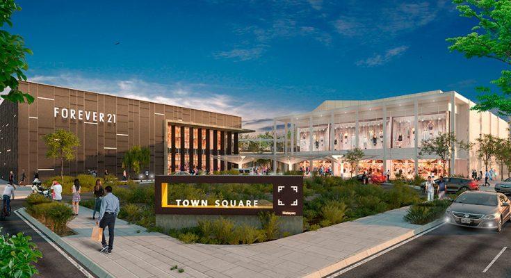Alistan apertura del Town Square Metepec para otoño