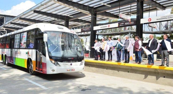 Mexibús y Mexicable elevarán tarifa en 2020