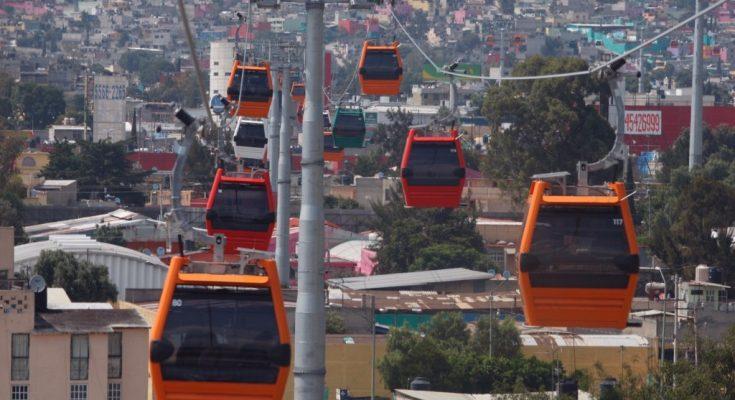 Mexibús y Mexicable son una apuesta de movilidad inteligente y sostenible