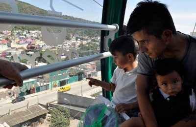 Mexicable mejora la movilidad en el Estado de México