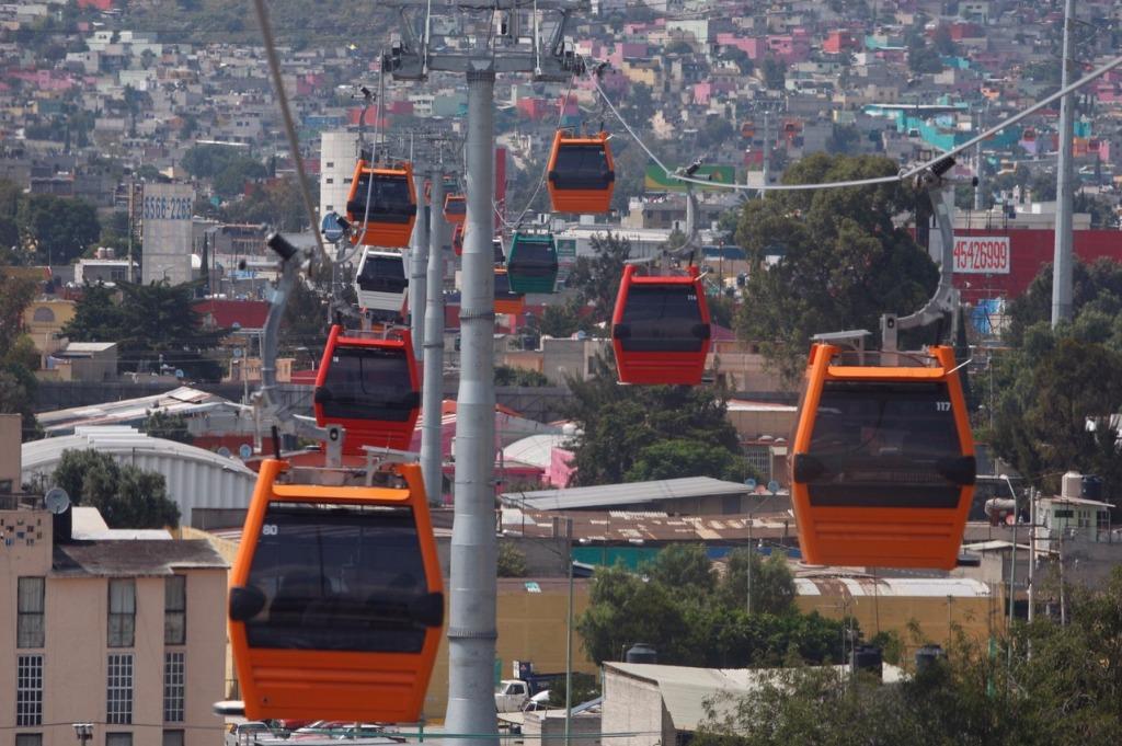 Mexibús y Mexicable son una apuesta de movilidad inteligente y sostenible