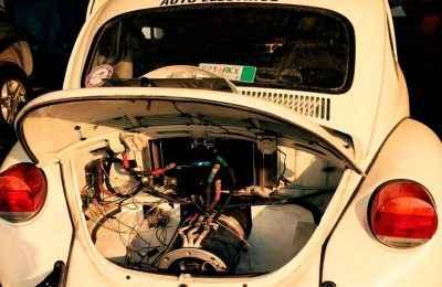 Mexicanos crean alternativa de movilidad con vehículos eléctricos