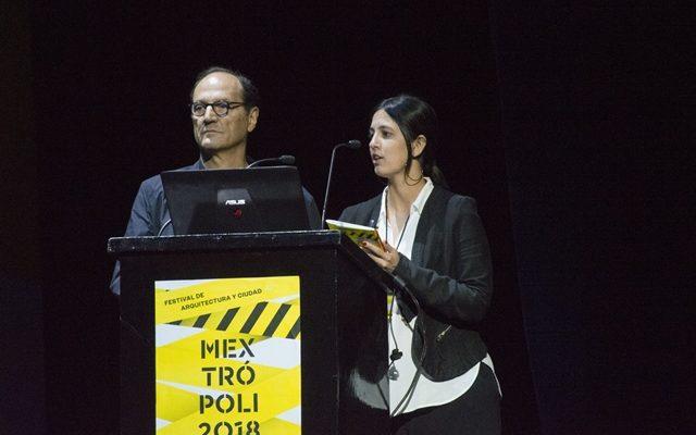 Concluye ciclo de conferencias de Mextrópoli 2018