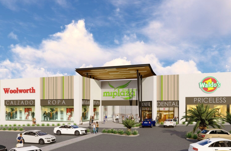 Invierten 2,000 mdp en centro comercial para Ciudad Juárez