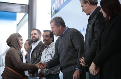 Entregan 511 escrituras en Guanajuato