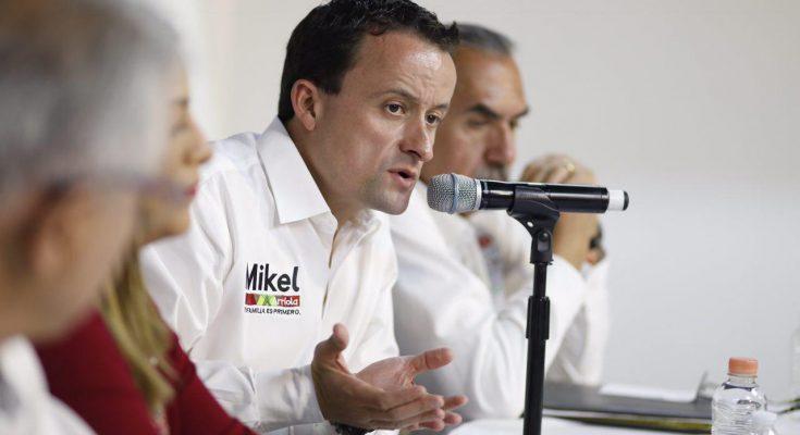 Fomento al desarrollo urbano, uno de los ejes de Mikel Arriola