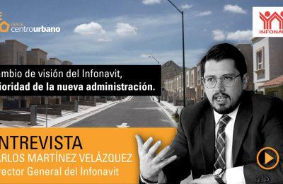 ▶️VIDEO | Cambio de visión del Infonavit, prioridad de la nueva administración