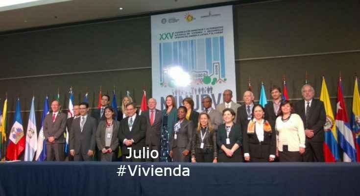 Lo Mejor del Año: Inició en Paraguay Asamblea de Autoridades de Vivienda en AL