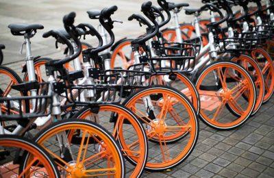 Mobike dejará de operar en la Ciudad de México por un año