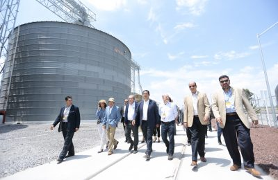 Nuevo ferropuerto impulsa Guanajuato como HUB logístico