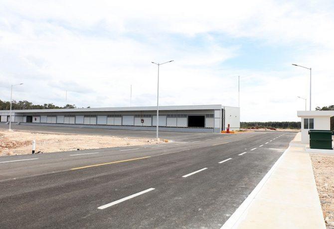 Modernizan Aeropuerto Internacional de Chichén Itzá