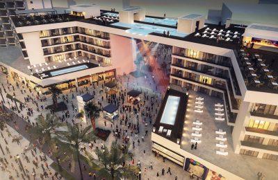 Meliá Hotels inaugurará centro comercial en Mallorca