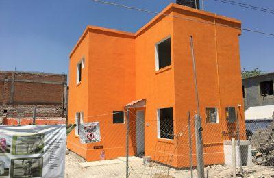 Presentan informe de viviendas construidas en Morelos
