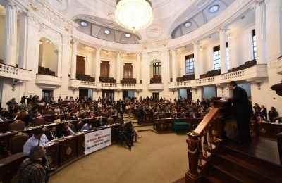 Morena busca prohibir Airbnb en la Ciudad de México-Diputados-