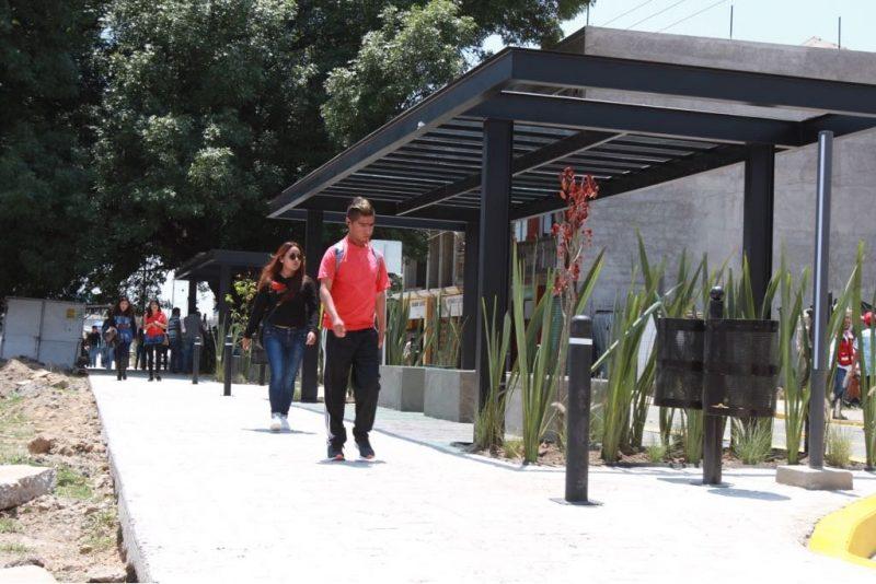 Rehabilitan 'Sendero Seguro' en Tlaxcala