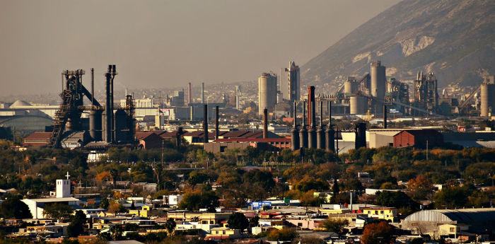 Supera Monterrey inventario industrial Clase A