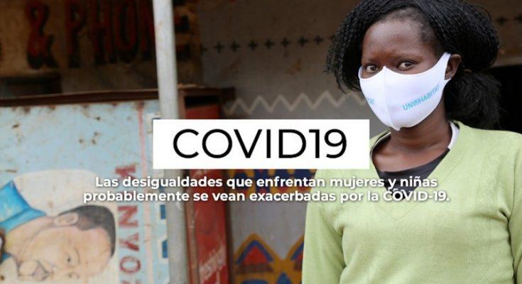Mujeres y niñas, las más afectadas por el Covid-19: ONU-Hábitat