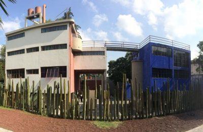 Museo Casa Estudio Diego Rivera y Frida Kahlo: 22 años como patrimonio