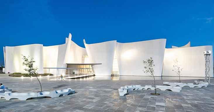 Estadio Bancomer y Museo Internacional del Barroco, finalistas Premio Obras CEMEX 2016