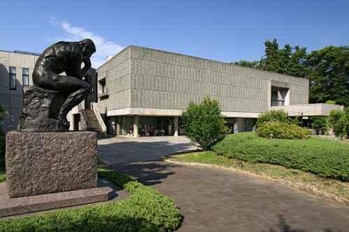 Museo Nacional de Bellas Artes de Occidente de Tokio