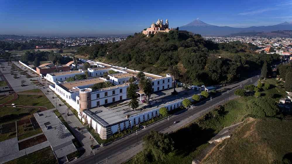 Hoy inauguran el Museo Regional de Cholula