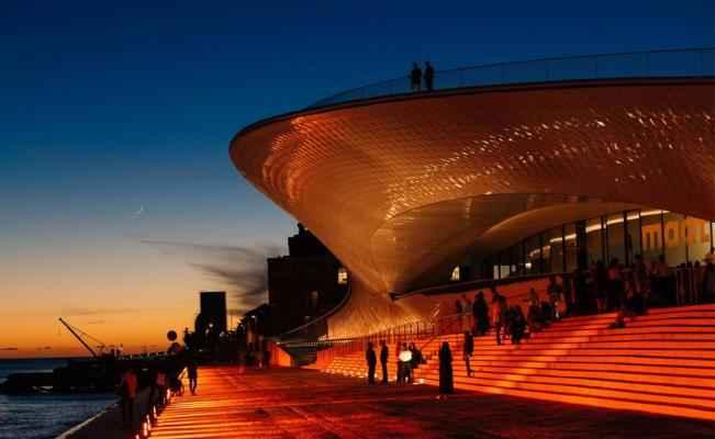 Museo de Arte, Arquitectura y Tecnología abre sus puertas en Lisboa