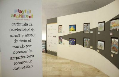 Museo de Historia Natural exhibe obras de programa Playful Architect