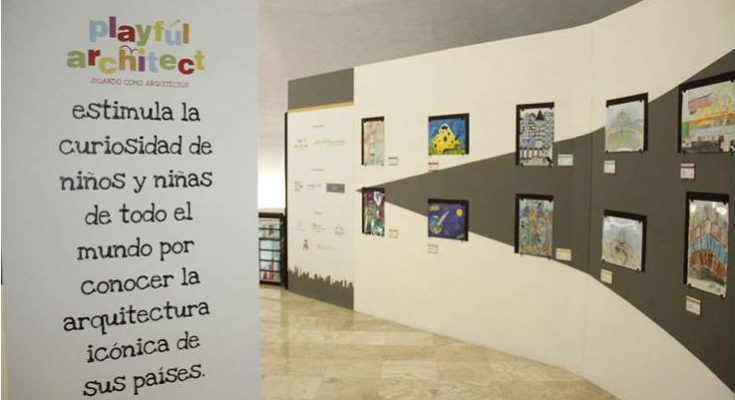 Museo de Historia Natural exhibe obras de programa Playful Architect