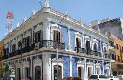 Rehabilitación de Casa de los Azulejos en Tabasco con avance de 98%