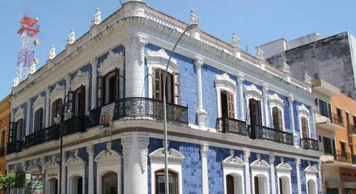 Casa de los Azulejos en Tabasco