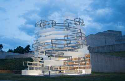 Museo de la inmortalidad llega al Bosque de Chapultepec
