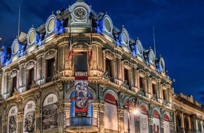 Recintos históricos abren de noche para vestir de cultura a la CDMX