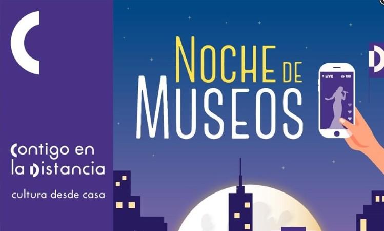 Museos del INBAL celebrarán segunda Noche de Museos virtual