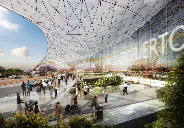 Arup desarrollará plan de sustentabilidad para el nuevo aeropuerto