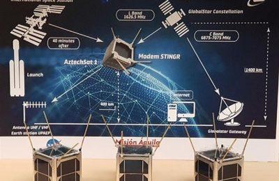 NASA y AEM impulsarán sector espacial con nanosatélite