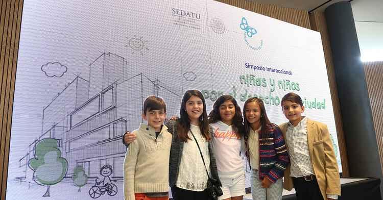 Niños en Habitat III por el Derecho a la Ciudad