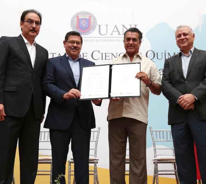 Impulsarán proyecto de movilidad en la UANL