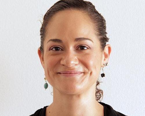 Natalia Rivera llega a la coordinación del Órgano Regulador del Transporte