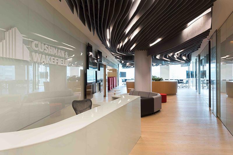 Cushman & Wakefield abre nueva oficina en Corporativo Nápoles