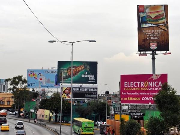No más espectaculares: GCDMX propone Ley de Publicidad Exterior