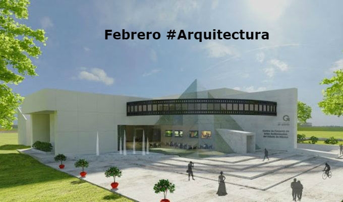 Edifican Cineteca en el Centro Cultural Mexiquense