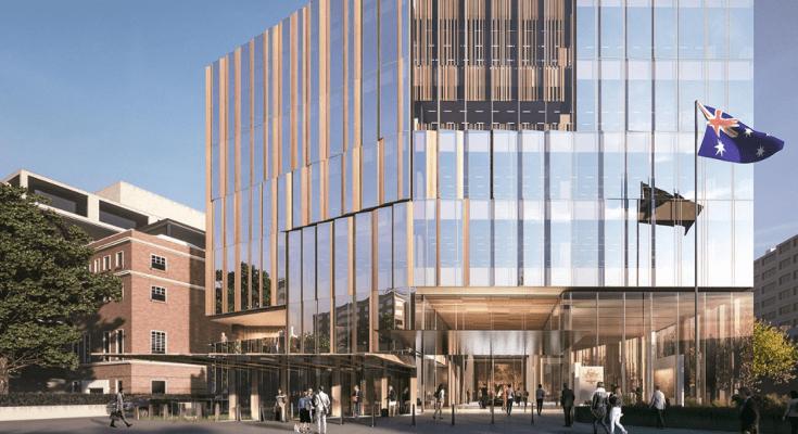 Nueva Embajada de Australia en Washington, un proyecto 100% sustentable
