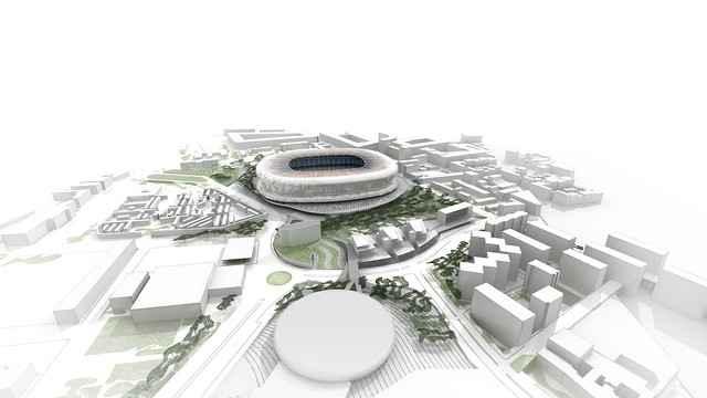 Nuevo Camp Nou FC Barcelona