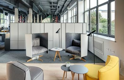 Evolución de oficinas ha generado mayor productividad para empresas